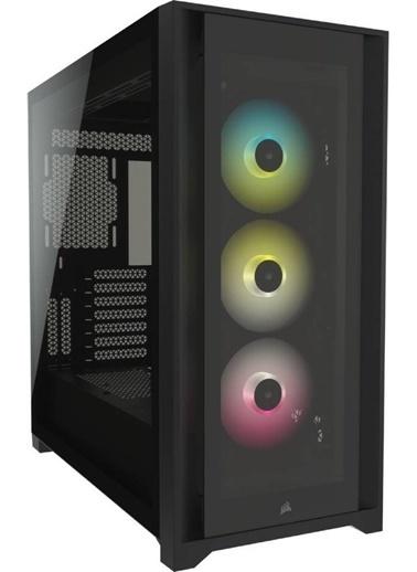 Corsair ICUE 4000X RGB CX750F CC-9020133-EU Renkli